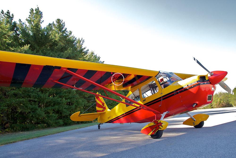 Bellanca Decathlon Airplane