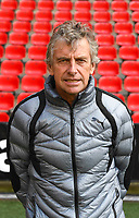 Christian Gourcuff / Entraineur during photoshooting of Stade Rennais for new season 2017/2018 on September 19, 2017 in Rennes, France. (Photo by Philippe Le Brech/Icon Sport)