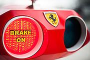 Nov 15-18, 2012: Ferrari pitstop device.© Jamey Price/XPB.cc