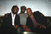 """**EXCLUSIVE**.Unik, Tye Diggs & Boris Kodjoe .Will Smith's best friend and confidant, Charles """"Charlie Mac"""" Alston 40th Birthday Party.PM Lounge.New York City, NY, United States .Sunday, December 18, 2005 .Photo By Celebrityvibe.com/Photovibe.com.To license this image please call (212) 410 5354; or.Email: sales@celebrityvibe.com ;.Website: www.celebrityvibe.com ....."""