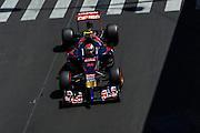 May 24, 2014: Monaco Grand Prix: Daniil Kvyat, (RUS), Toro Rosso-Renault