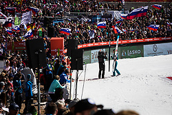 Domen Prevec (SLO) during the 2st round of the Ski Flying Hill Individual Competition at Day 4 of FIS Ski Jumping World Cup Final 2019, on March 24, 2019 in Planica, Slovenia. Photo Peter Podobnik / Sportida