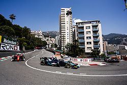 May 25, 2018 - Montecarlo, Monaco - 06 Nicholas LATIFI from Canada of DAMS during the Monaco Formula Two race 1  at Monaco on 25th of May, 2018 in Montecarlo, Monaco. (Credit Image: © Xavier Bonilla/NurPhoto via ZUMA Press)