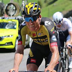 LEUKERBAD (SUI) CYCLING<br /> Tour de Suisse stage 5<br /> <br /> Mike Teunissen (Netherlands / Team Jumbo - Visma)