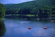Upper Delaware River National Scenic and Recreational River, rafting, tubing, kayaking, PA