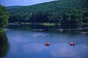 Upper Delaware River National Scenic and Recreational River, rafting, tubing, kayaking, PA