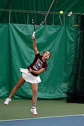 23 April 2017:   Missouri Valley Conference Women's Tennis Championships - 1st round at Gregory Street Fields and Bloomington Tennis Center - Bloomington-Normal IL<br /> <br /> #MVCSPORTS