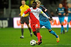 22-01-2012 VOETBAL: FC UTRECHT - PSV: UTRECHT<br /> Utrecht speelt gelijk tegen PSV 1-1 / Nana Asare<br /> ©2012-FotoHoogendoorn.nl
