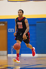 Rowan College of Gloucester County Men's Basketball host Union County College - 14 November 2015