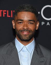 "Netflix's ""The OA Part II"" premiere held at LACMA. 19 Mar 2019 Pictured: Kingsley Ben-Adir. Photo credit: O'Connor/AFF-USA.com / MEGA TheMegaAgency.com +1 888 505 6342"