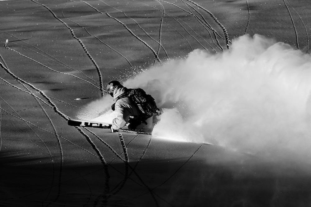 Rider: Phil Meier, location Verbier (Switzerland)
