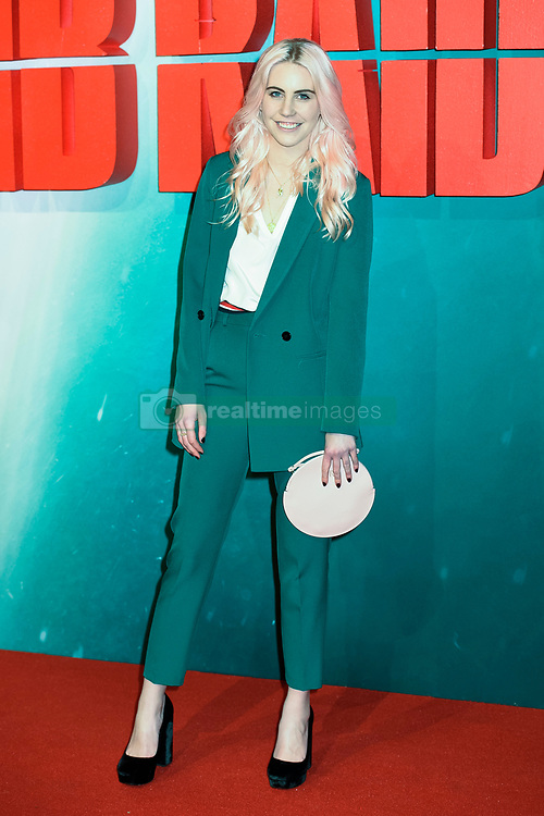 India Rose James attends the Tomb Raider European Premiere at the Vue West End, London.  Picture date: Tuesday 6th March 2018.  Photo credit should read:  David Jensen/ EMPICS Entertainment