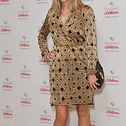 Lisa Faulkner attends the Children's charity hosts fashion and beauty lunch event, with live entertainment at The Dorchester, London, UK. 12 October 2018.