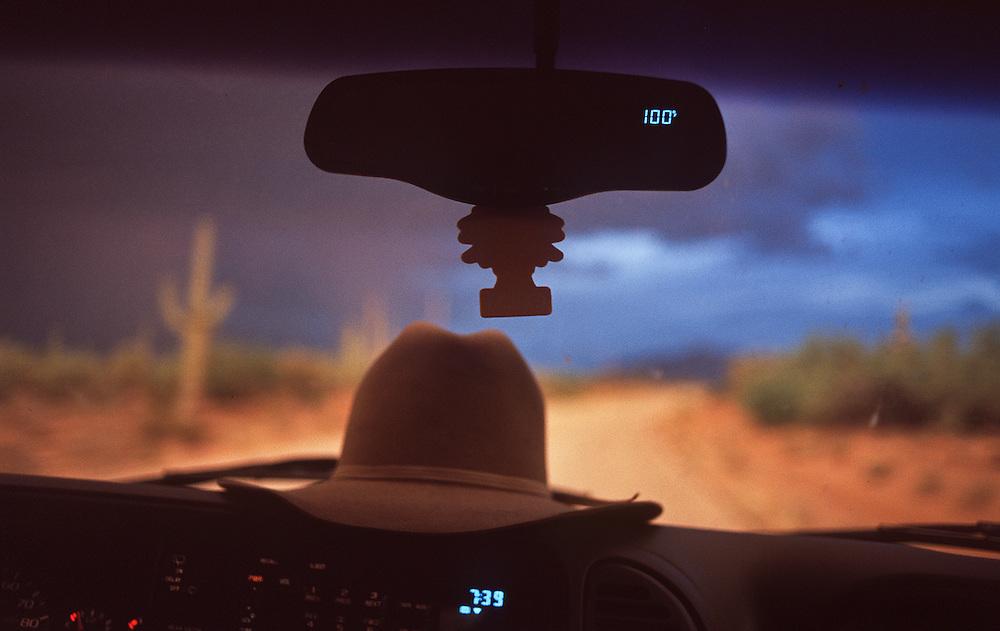 Monsoon, Arizona/Mexico border