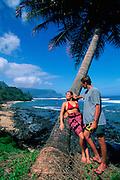 Hanalei, Princeville, Kauai, Hawaii, USA<br />
