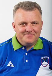 Joze Flere of Slovenian Paralympic team for London 2012 on June 20, 2012 in Ljubljana, Slovenia. (Photo by Vid Ponikvar / Sportida.com)