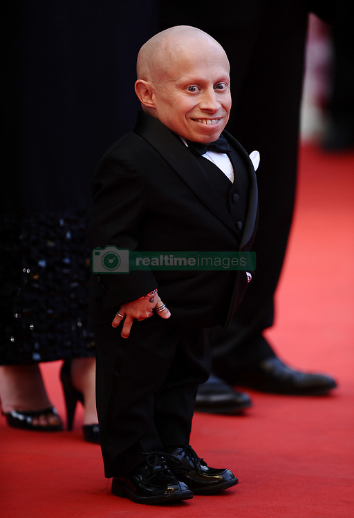 """File photo - """"Verne Troyer attends the screening of """"""""The Imaginarium of Doctor Parnassus"""""""" at the 62nd Cannes Film Festival. Cannes, France, May 22, 2009. Verne Troyer, who is best known for playing Mini-Me in the Austin Powers films, has died at the age of 49. Troyer, who was 81cm tall, also played Griphook in the first Harry Potter film. Photo by Lionel Hahn/ABACAPRESS.COM (Pictured: Verne Troyer)"""""""
