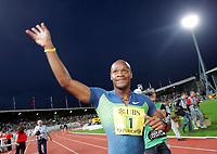 Asaf Powell (JAM), 100m Maenner. © Valeriano Di Domenico/EQ Images