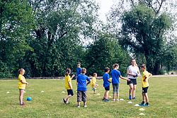 9. skupinski tek - Poletni tek, on the 22th of June 2019, Ljubljana, Slovenia. Photo by Matic Ritonja / Sportida
