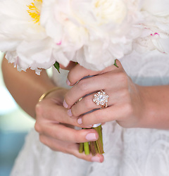 "EXCLUSIVE: Over 14 million American couples are expected to make or receive marriage proposals this Valentine's day. With rings generating the most search traffic during the first seven days of February. In 2019, American consumers will spend over $4.5 billion on jewelry for Valentine's Day. In case you hadn't noticed from the ambush of women sharing Instagram images of their engagement rings, or Pinterest dream engagement virtual vision boards, the British Royal Family is making a huge impact on engagement ring trends. This Valentine's Day an unprecedented number of brides-to-be are seeking heritage-inspired design known in the jewelry industry as the ""Ballerina"" or ""Cluster"" ring. The style, worn by The Duchess of Cambridge, Kate Middleton, features a center stone surrounded by a cluster halo of diamonds for an heirloom look associated with Royalty and impecable Style. The Duchess of Sussex, Meghan Markle, is also influencing the mixed metal trend with her three stone ring featuring a yellow gold band and white gold setting, another gorgeous vintage design detail. ""The Royal family has had a huge influence on the type of engagement rings people are seeking. More and more Americans are attracted to the idea of having a ring that doesn't look like everyone else's, that has a heritage feel,"" explained Michelle Day founder of The Michelle Day Heritage, a line of Engagement and Special Occasion rings ""Couples are coming in requesting we make them a ring that will become their family heirloom, a ring to last for generations. They are seeking a unique design that feels to have a legacy to it and vintage proportions. Our Duchess ring, which features the exact width and depth proportions as the one worn by Kate, is also our most requested."" As sales of the Ballerina and Cluster ring begin to spike, sales of the once ubiquitous six and four-pronged diamond solitaire and the once coveted pave halo, previously favored by Hollywood celebrities over th"