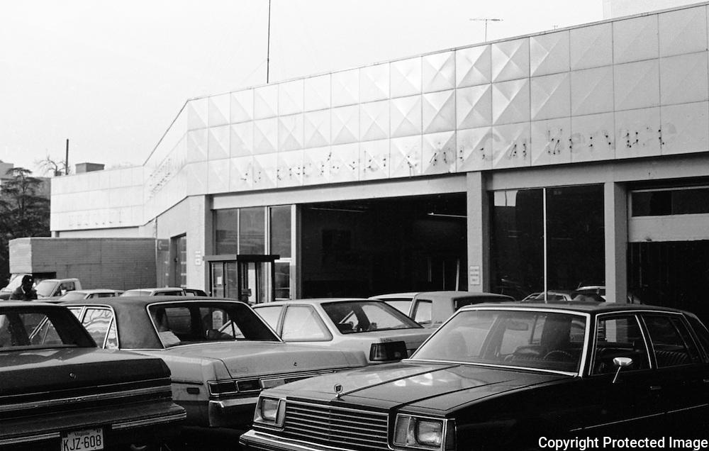 1315 K Street NW Washington DC, 1986