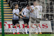 Swansea City v Nottingham Forest 170221