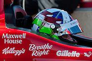 2012 IndyCar Barber Test