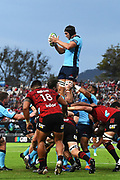 Waratahs player Rob Simmons during their Super Rugby match. Crusaders v Waratahs. Trafalgar Park, Nelson, New Zealand. Saturday 1 February 2020. ©Copyright Photo: Chris Symes / www.photosport.nz