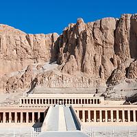 Egypt - Luxor - Temple of Hapshethut