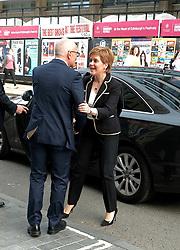 Theresa May meets with Nicola Sturgeon in Edinburgh, Tuesday 7th August 2018<br /> <br /> Pictured: Nicola Sturgeon<br /> <br /> Alex Todd   Edinburgh Elite media