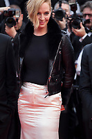 president of the jury Un Certain Regard Uma Thurman at the Loveless (Nelyubov) gala screening,  at the 70th Cannes Film Festival Thursday May 18th 2017, Cannes, France. Photo credit: Doreen Kennedy