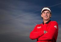 ROTTERDAM - Golfer Joost Luiten voor Golfers Magazine . COPYRIGHT KOEN SUYK