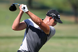 March 23, 2019 - Palm Harbor, FL, U.S. - PALM HARBOR, FL - MARCH 23: Henrik Stenson tees off during the third round of the Valspar Championship on March 23, 2019, at Westin Innisbrook-Copperhead Course in Palm Harbor, FL. (Photo by Cliff Welch/Icon Sportswire) (Credit Image: © Cliff Welch/Icon SMI via ZUMA Press)