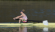 Caversham  Great Britain.<br /> Katie GREVES,<br /> 2016 GBR Rowing Team Olympic Trials GBR Rowing Training Centre, Nr Reading  England.<br /> <br /> Tuesday  22/03/2016 <br /> <br /> [Mandatory Credit; Peter Spurrier/Intersport-images]