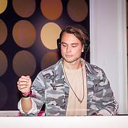 NLD/Hilversum/20171009 - Finale Miss Nederland 2017, optreden Jack Reese, Jaap Reesema