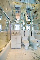 NYC Bathroom at 310 East 70th Street