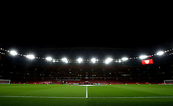 A general view of The Emirates Stadium, home to Arsenal - Mandatory by-line: Robbie Stephenson/JMP - 15/03/2018 - FOOTBALL - Emirates Stadium - London, England - Arsenal v AC Milan - UEFA Europa League Round of 16, Second leg