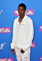 August 20, 2018 - New York, New York, United States - Christian Combs arriving at the 2018 MTV Video Music Awards at Radio City Music Hall on August 20, 2018 in New York City  (Credit Image: © Kristin Callahan/Ace Pictures via ZUMA Press)