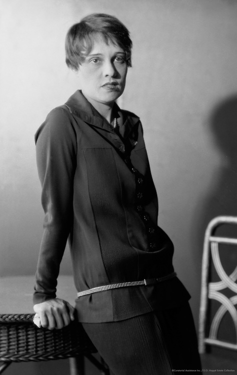 Anita Loos, American Author and Actress, 1926