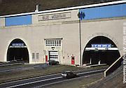 Roads, highways PA turnpike tunnels, Blue Mountain
