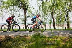 Anna Badegruber (AUT) at Tour of Chongming Island 2019 - Stage 1, a 102.7 km road race on Chongming Island, China on May 9, 2019. Photo by Sean Robinson/velofocus.com
