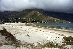 September 30, 2018 - South Africa - Hout Bay beach, Cape Town, South Africa (Credit Image: © Sergi Reboredo/ZUMA Wire)