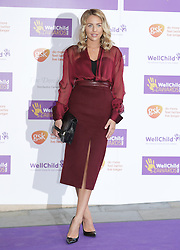 Lydia Rose Bright attending the annual WellChild Awards at The Dorchester Hotel, London.