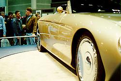 Plymouth Phaeton concept car
