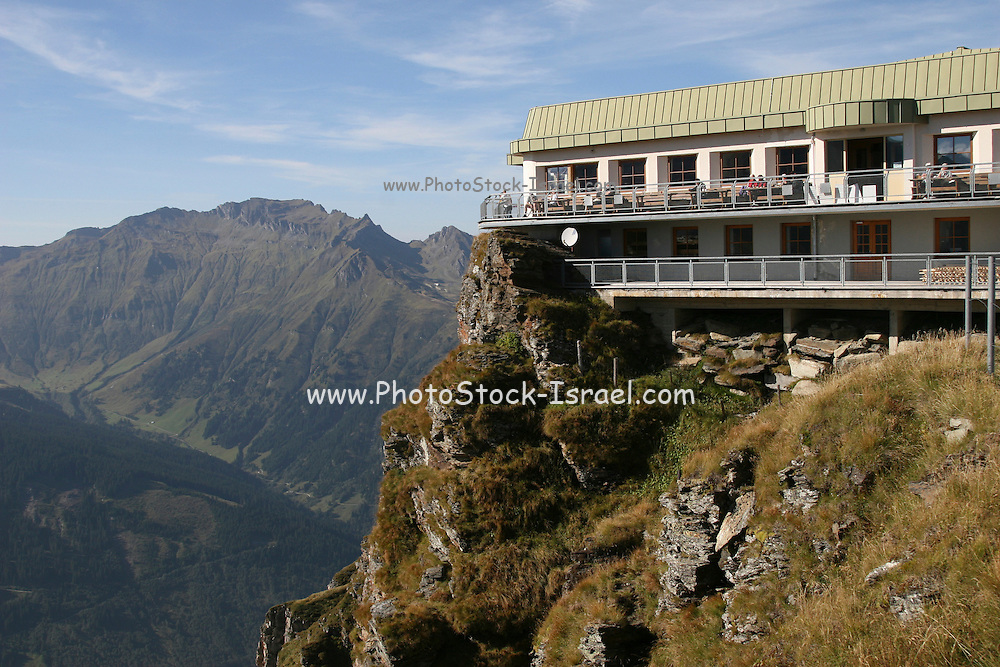 Austria Restaurant at the end of the world