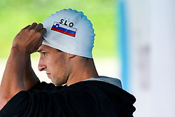 "Martin Bau of Slovenia during 43rd International Swimming meeting ""Telekom 2019"", on July 14, 2019 in Radovljica, Slovenia. Photo by Matic Klansek Velej / Sportida"