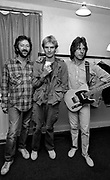 Eric Clapton Sting and Jeff Beck 1982 Secret Policemans Ball