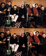UB40 in Studio - Birmingham 1999