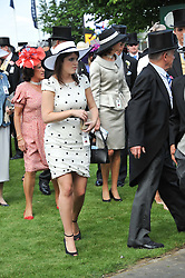 PRINCESS EUGENIE OF YORK at the Investec Derby at Epsom Racecourse, Epsom Downs, Surrey on 4th June 2011.