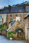 The artist workshop, city of Pontrieux, Cotes d'Armor, Brittany, Bretagne, France
